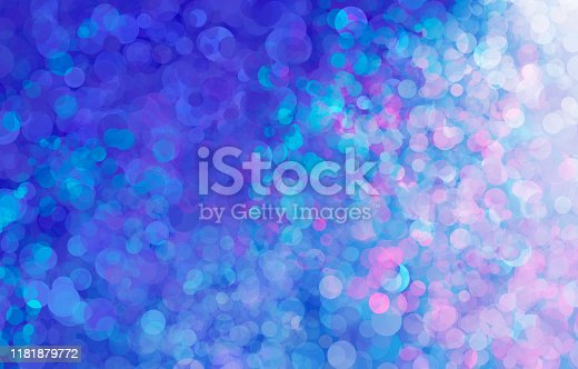 862327260 istock photo Blue Bokeh Lights Abstract Background 1181879772
