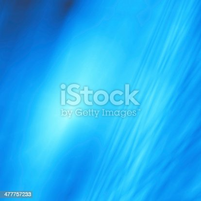 Planet blue fantasy background abstract web design