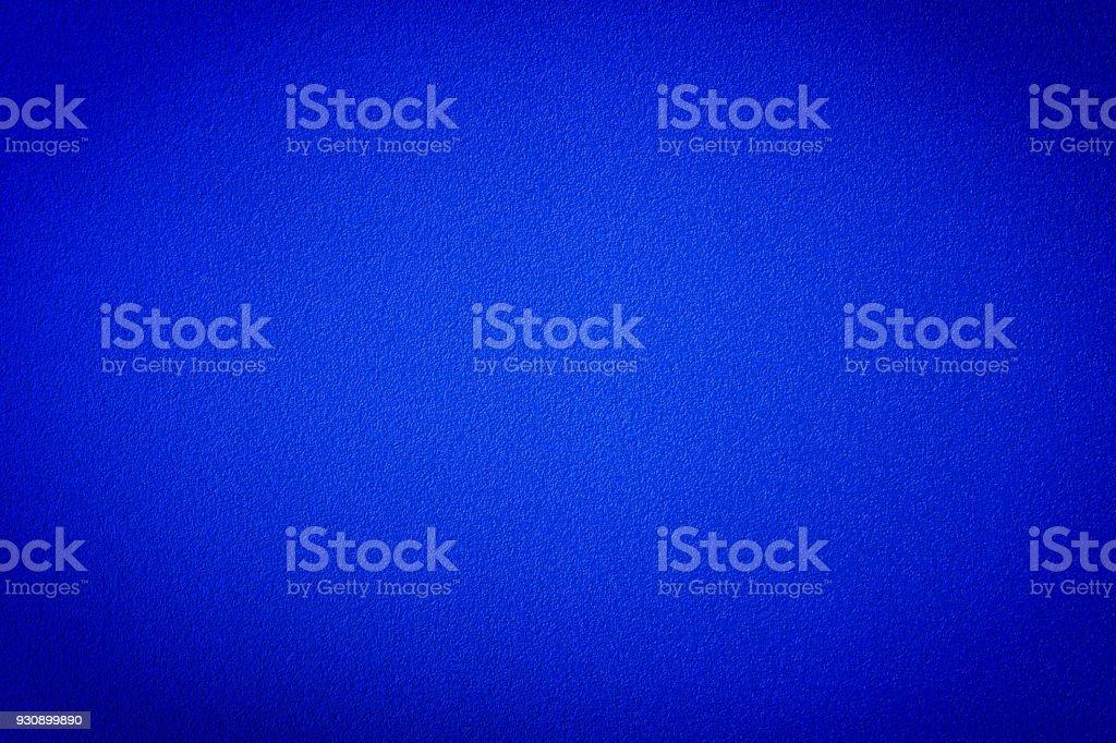 blue bumpy metal with vignette stock photo