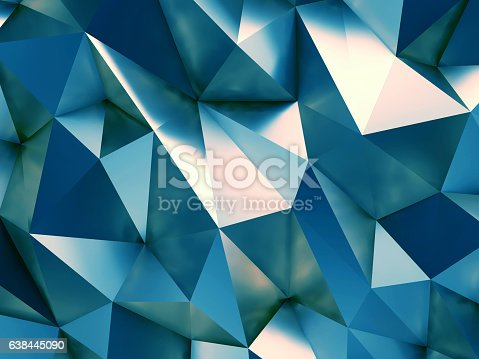 621262396 istock photo Blue Business Abstract Background 3D Rendering 638445090