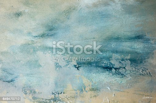 649470770 istock photo blue canvas background or texture 649470712