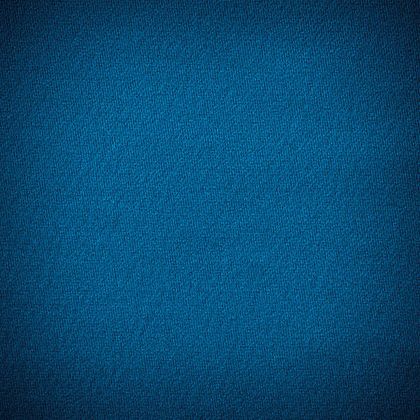 Blue canvas background stock photo