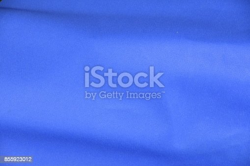 istock Blue canvas background 855923012