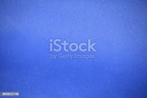 istock Blue canvas background 855923746