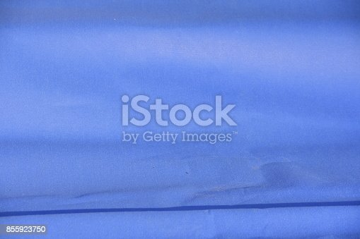 istock Blue canvas background 855923750