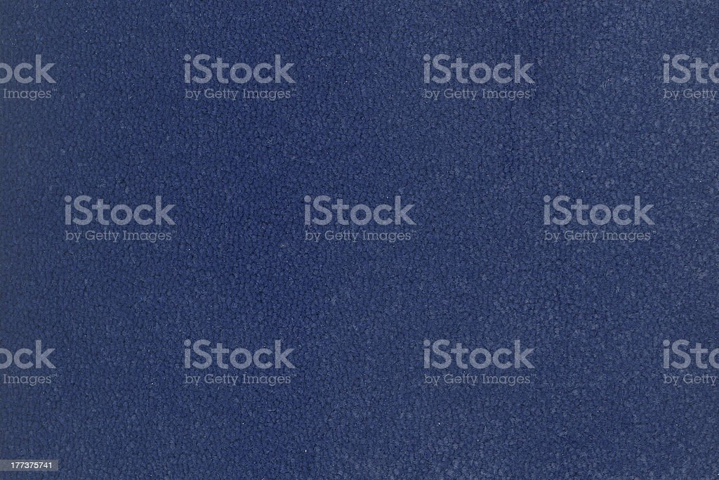 Blue carpet texture 02 stock photo