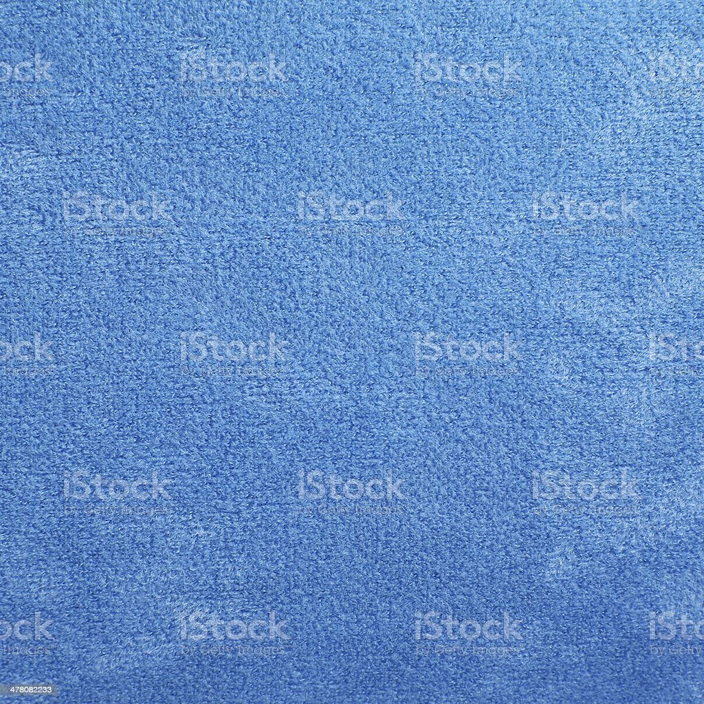 Blue carpet texture for background stock photo