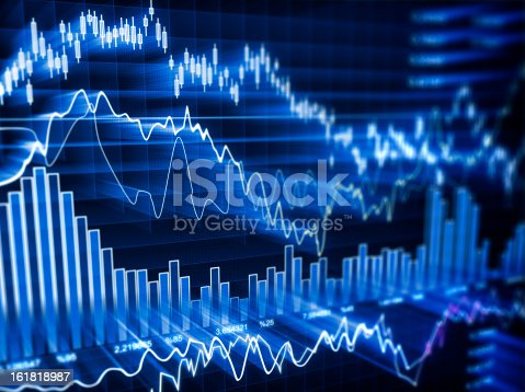 863469700istockphoto Blue Chart 161818987