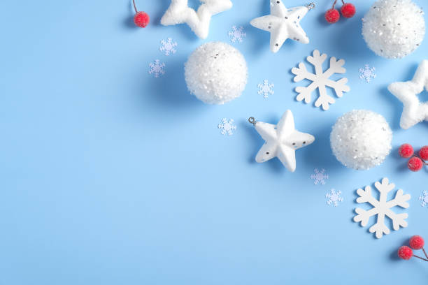 Blue christmas background with white decorations balls stars red picture id1264306387?b=1&k=6&m=1264306387&s=612x612&w=0&h=6zhliqp6jrynewlasd6t0oiqkvlytoalwd2pvhchagy=