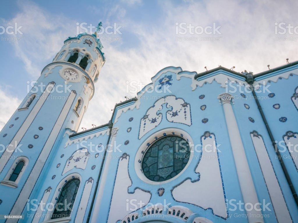 Blauen Kirche in Bratislava, Slowakei – Foto
