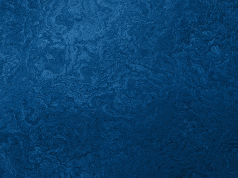Blue Classic Grunge Ombre Texture Trendy Color of Year 2020 Pretty Background Dark Navy Monochrome Shiny Vintage Pattern Abstract Marble Slate Stone Wall Backdrop