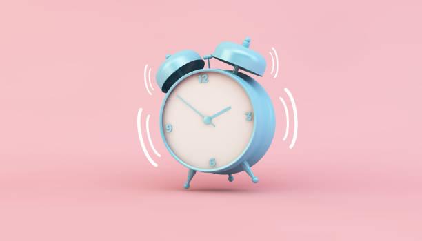 blaue Uhr klingelt – Foto