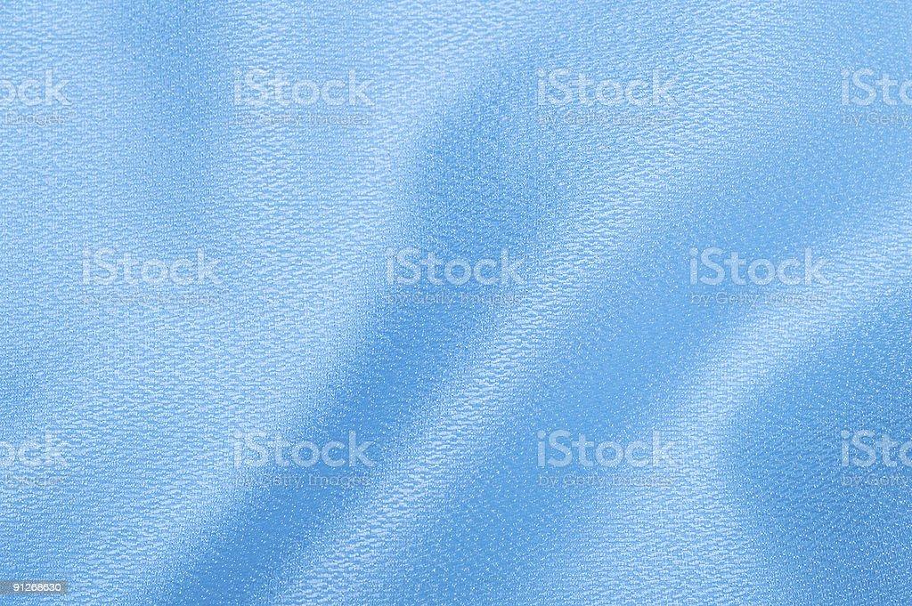 Blue Cloth Texture royalty-free stock photo