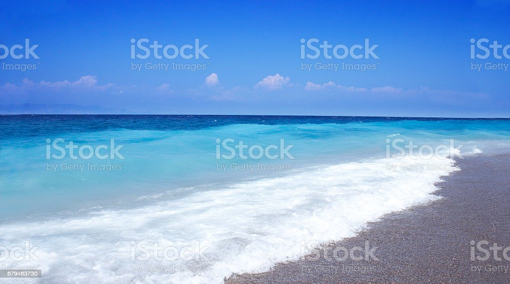 Blue Color royalty-free stock photo