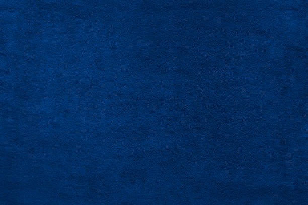 blue color velvet texture background - velvet stock pictures, royalty-free photos & images