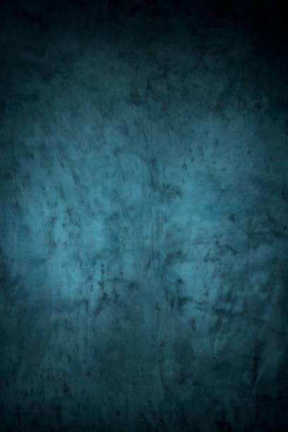 blue colored defocused pattern - portait background stockfoto's en -beelden