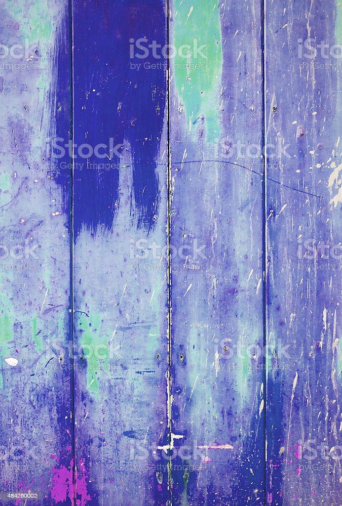 Azul colorida fundo vintage - foto de acervo