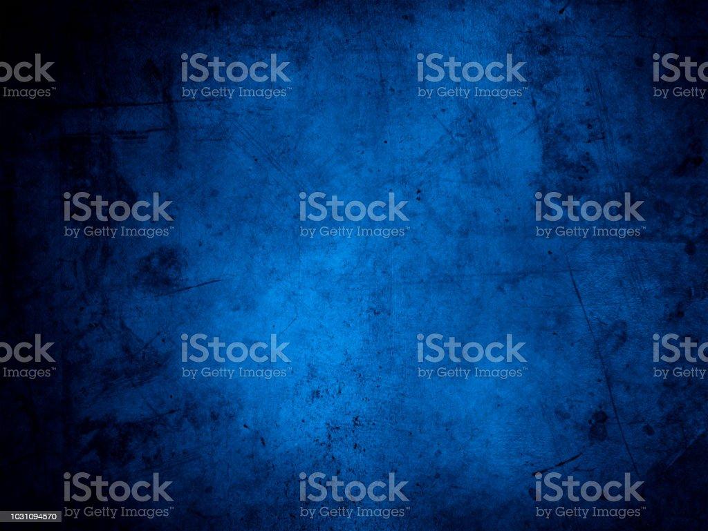 Mavi beton zemin - Royalty-free Arka planlar Stok görsel