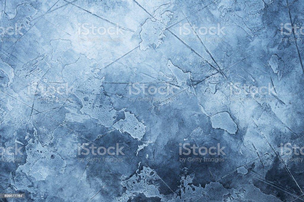 Azul fondo concretas. - foto de stock