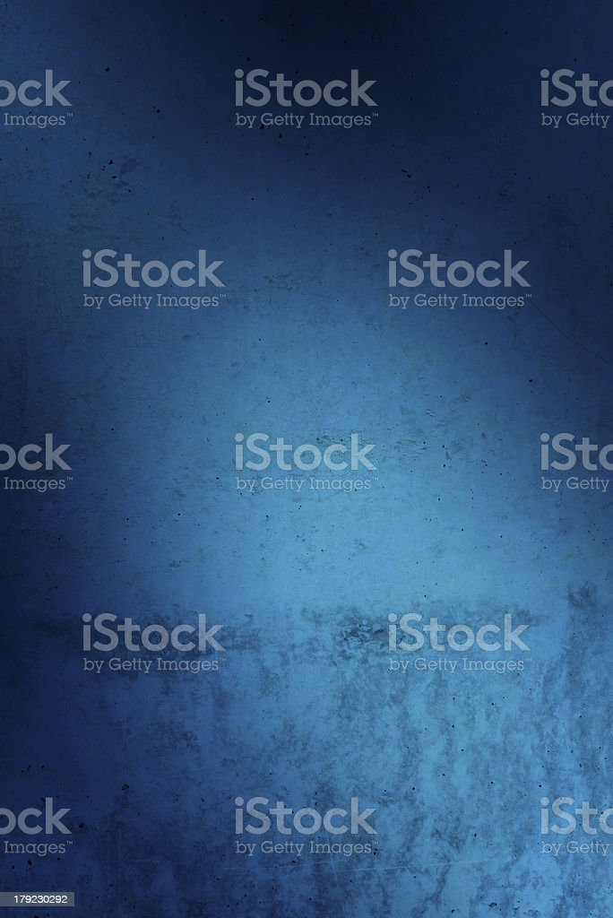 Blue concrete textured background royalty-free stock photo