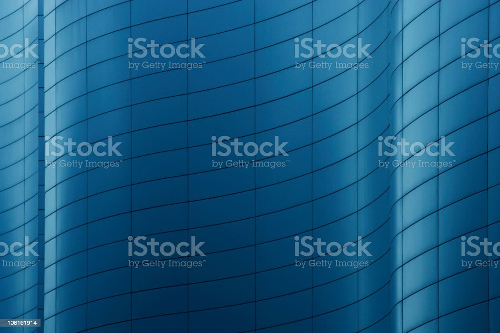 blaue corporation – Foto
