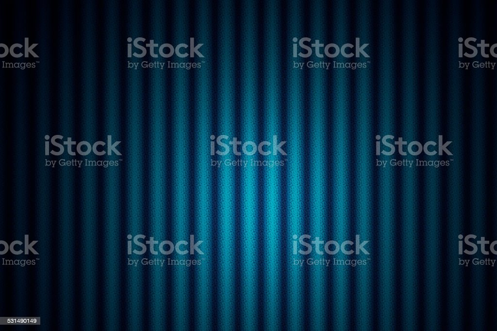 blue curtain background stock photo