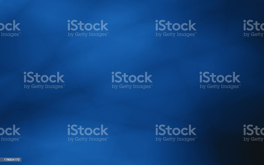 Blue dark wide screen design stock photo
