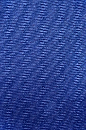 Blue denim fabric seamless texture