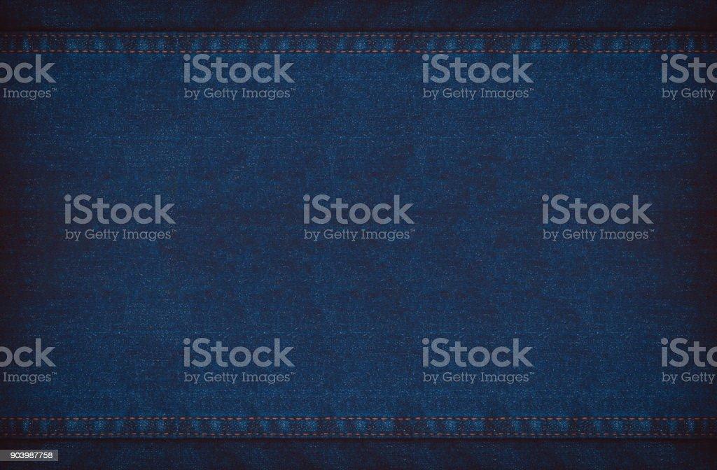 blue denim jeans texture background stock photo