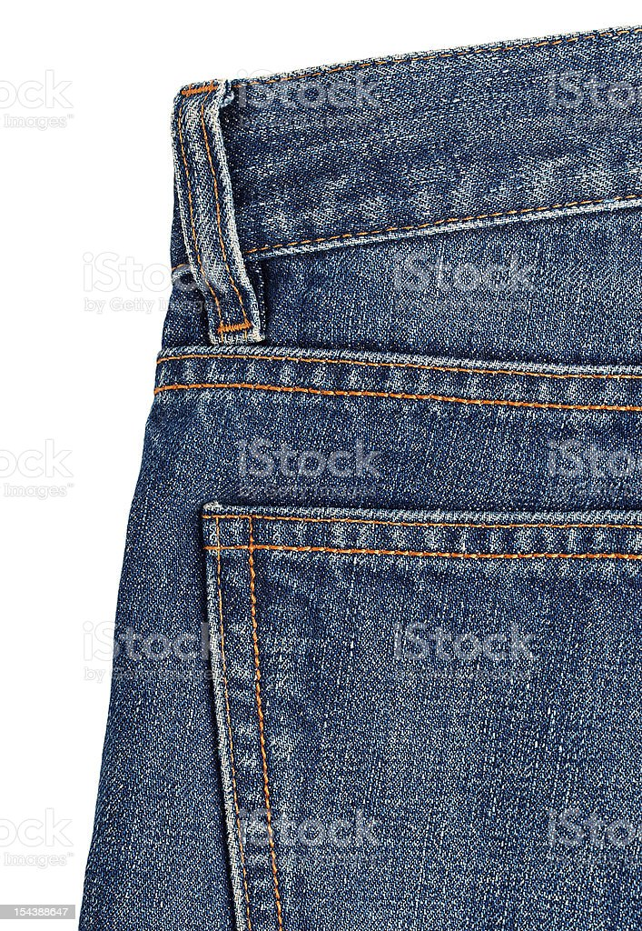 blue denim Lizenzfreies stock-foto