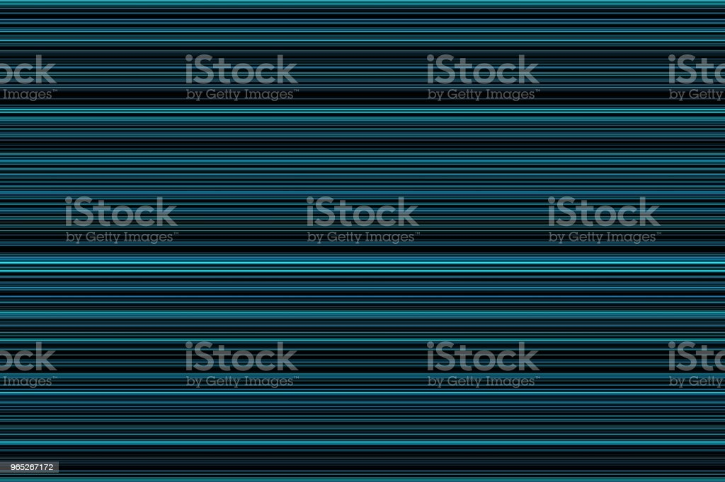 Blue digital sound wave horizontal pattern or speed lines, abstract background zbiór zdjęć royalty-free