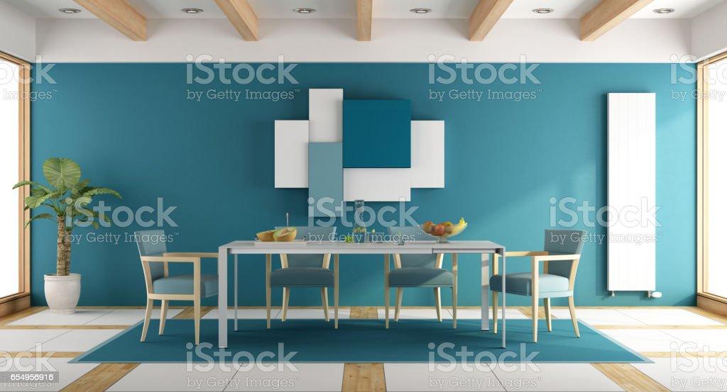 Blauen Speisesaal – Foto