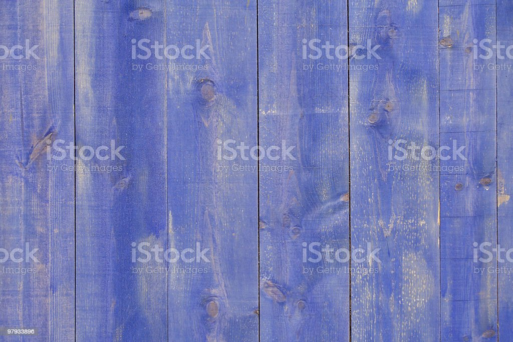 Blue door pattern royalty-free stock photo