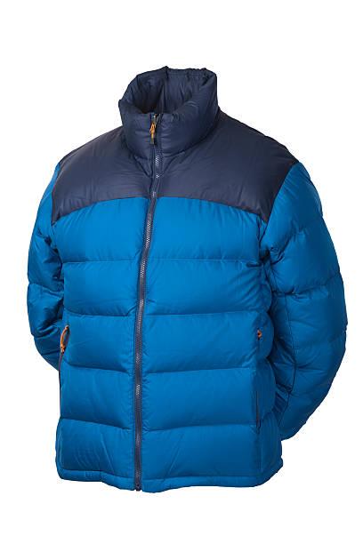 blue down jacket - 冬天大衣 個照片及圖片檔