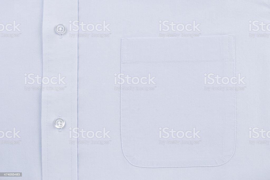 Blue Dress bolsillo - foto de stock