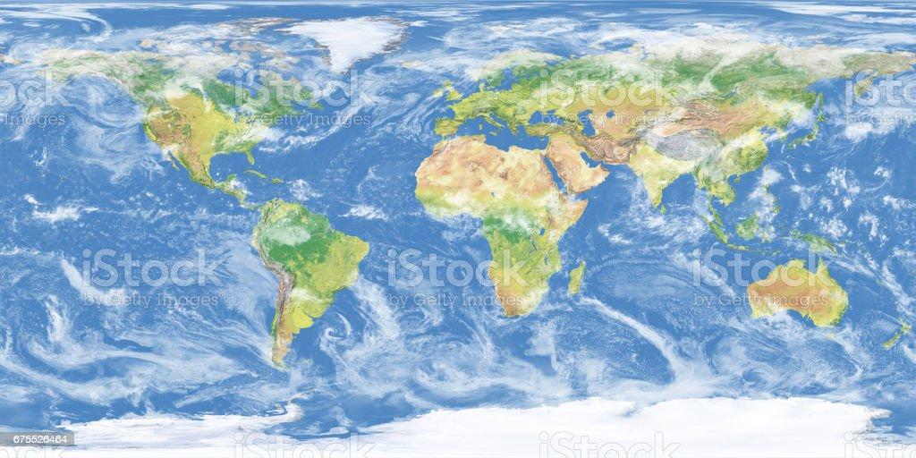 Natural Earth II