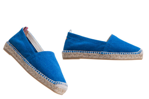 Blue espadrilles on white background picture id697323318?b=1&k=6&m=697323318&s=612x612&w=0&h=jho6tlly91ievmc dzwr 31nra2ma53ex lvow3loog=