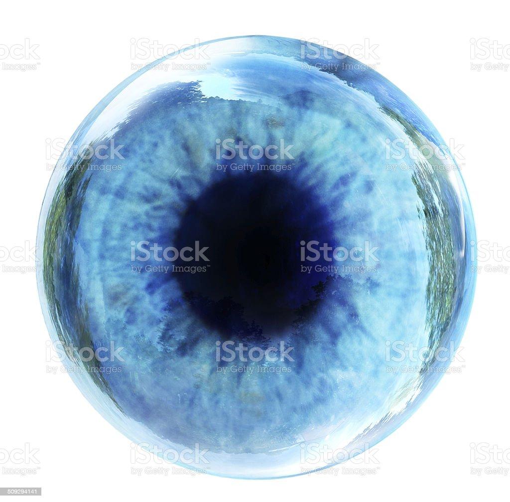 Blaue Auge – Foto
