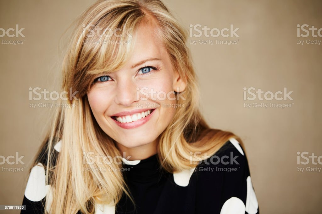 Blue eyed and blond – zdjęcie