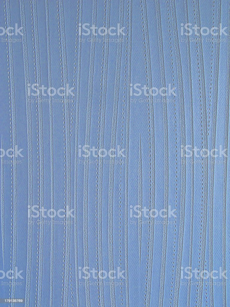 blue fabric textile wall stock photo