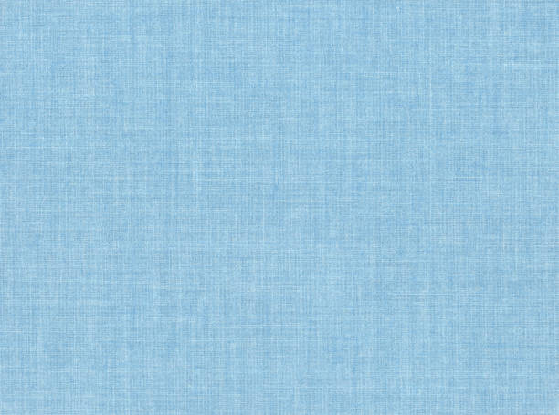 blue fabric texture background - textile stock photos and pictures