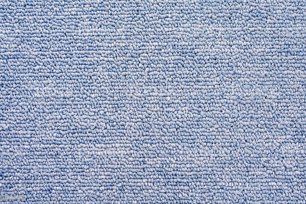 Blue fabric texture stock photo
