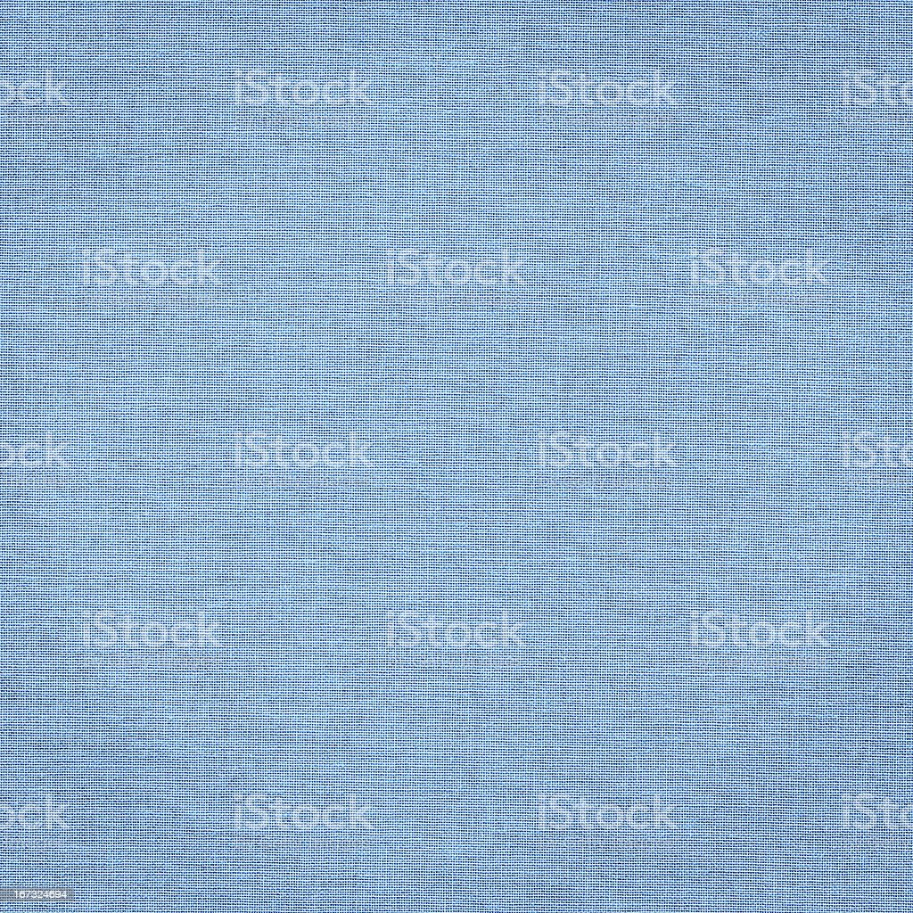 Blue fabric texture royalty-free stock photo