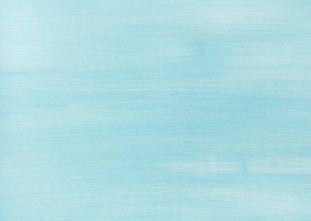 blue faded painted wooden texture, background and wallpaper - 絵具 ストックフォトと画像