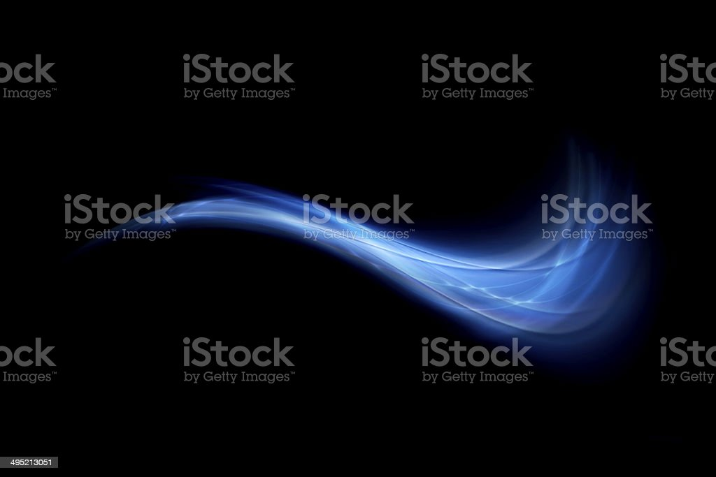 Blue fairy tail stock photo & Royalty Free Light Effect Pictures Images and Stock Photos - iStock