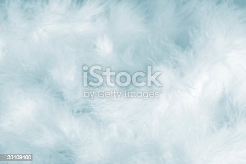istock Blue Feathers 133409400
