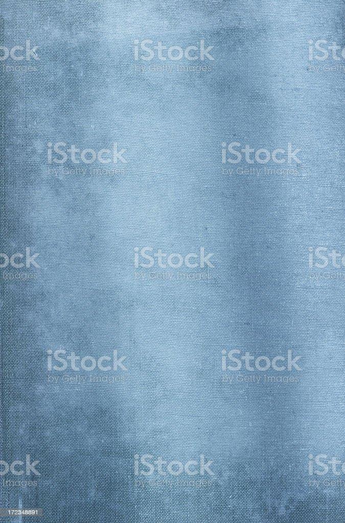 Blue Fiber Texture royalty-free stock photo