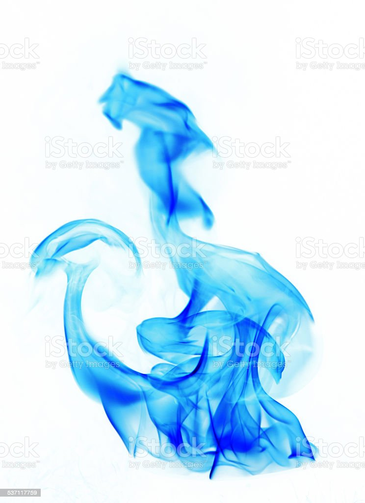 blue fire flames on white background stock photo amp more