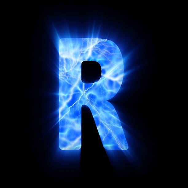 Royalty Free Fiery Letter R Pictures Images And Stock Photos Istock