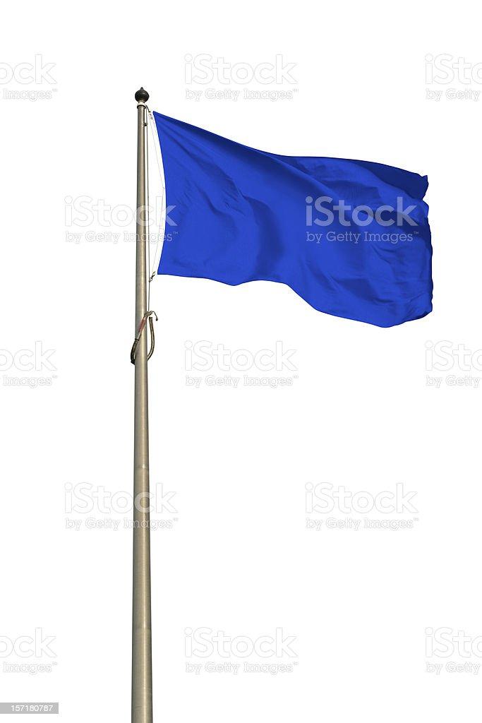 Blue Flagge – Foto